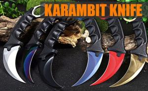Cutit Karambit - 8 modele diferite
