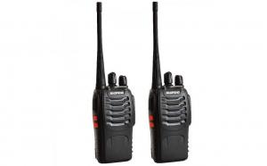 Statie radio portabila, emisie receptie Baofeng 888s