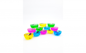 Gelatina modelatoare 12 bucati rotunda