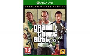 Joc Grand Theft Auto V Premium Online