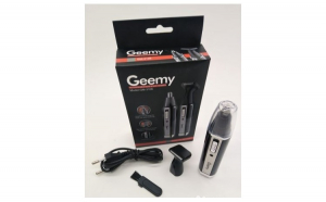 Trimmer nas si urechi 2in1 3W Geemy, GM3106