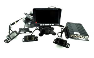 Sistem DVR kit monitor senzor parcare +