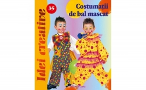 Costumatii de bal mascat , autor Red. Sorin Curt