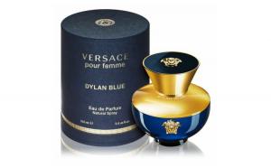 Apa de parfum Versace, New Dylan Blue