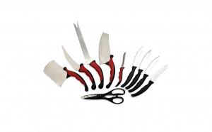 Set 10 accesorii profesionale pentru taiere, Contour Pro
