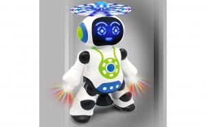 Robotel dansator, Sarbatori Pascale, Copii