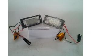 Lampa LED numar 7413 compatibila Volkswagen Passat B7 2013~  Polo 6R 2010~, Sharan II 2011~