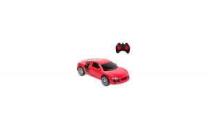 Vehicul sport cu telecomanda, rosu