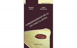Corespondenta de la un colt la altul, autor Viaceslav Ivanov, Mihail Gerschenson