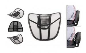 Set 2 perne suport lombar, pentru scaun