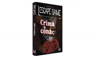 Escape game - Crima la conac Larousse