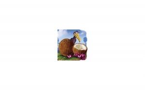 Nuca de cocos,