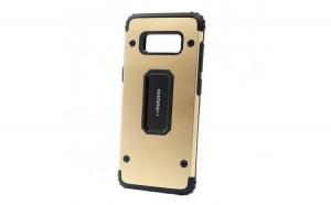 Husa Samsung Galaxy S8 Plus Motomo Armor Auriu