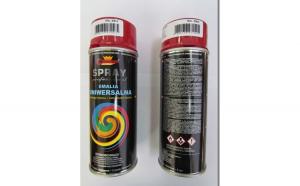 Spray vopsea Profesional CHAMPION RAL 3003 Rosu 400ml