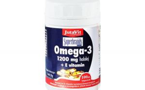Tablete Omega3 1200mg + Vitamina E