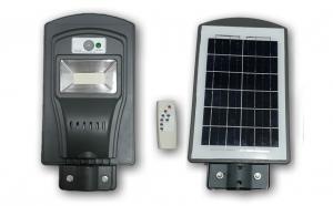 Lampa solara stradala 30W, 40 Led