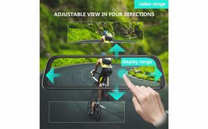 Camera Video Auto Premium Tip Oglinda