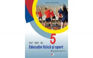 Educatie Fizica Si Sport Cls 5 - Monica