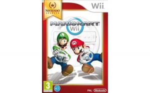 Joc Mario Kart Solus Excludes Wheel pentru Nintendo WII