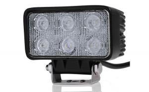 Proiector LED Auto Offroad 18W/12V-24V,