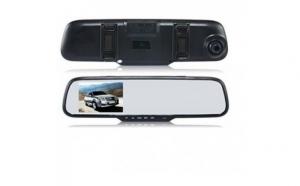 Camera video auto pentru oglinda + 1 pereche de ochelari SMART VIEW