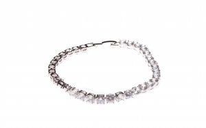 Bratara dama Fashion 0.5AAA, placata cu Argint si cubic zircon