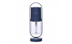 Umidificator Techstar® cu proiector LED  Rotire 360°  Aromaterapie  Navy Blue