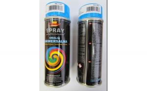 Spray vopsea Profesional CHAMPION RAL 5015 Albastru 400ml