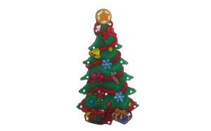 Decoratiune Craciun, ornament geam