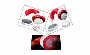 Aparat masaj anticelulitic cu infrarosu