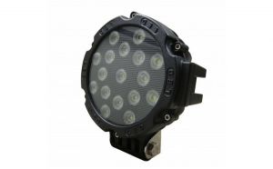 Proiector LED Auto Offroad 51W/12V-24V,