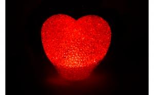 Set 2 x Lampa Inimioara Maleabila - Creaza o atmosfera plina de vibratii pozitive