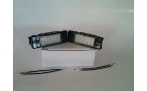 Lampa LED numar 7603 compatibila pe Peugeot 406 2D COUPE - 406 4D SEDAN Facelift 2000~