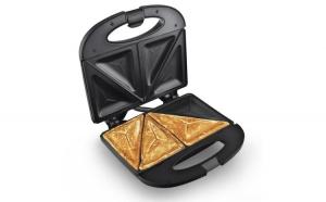 Sandwich maker , 700 W, invelis neaderent