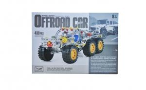 Set constructie metalic Camion - 439 Piese