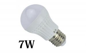 Bec LED economic dulie E27 7W 3500K ( Lumina Calda) Iluminare pentru casa - Alim