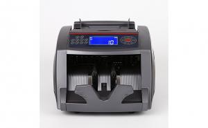 Masina de numarat bani TS-2828C, display dublu LCD, Bill Counter, Neagra