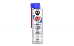 K2 Spray lubrifiant 007 500 ml E0750