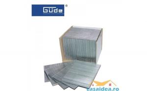 Set de cuie pentru capsator pneumatic 64 mm  2500 buc.   GUEDE 40205