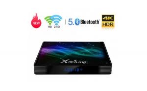 Mini PC TV Box Techstar® X88 King  4K