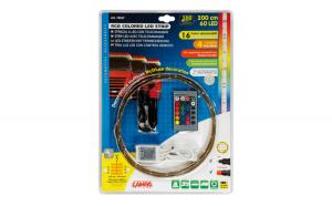 Banda LED RGB cu telecomanda 12/24V -