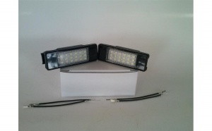 Lampa LED numar 7603 compatibila pe Peugeot Expert III RCZ 2D COUPE