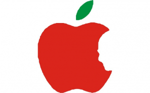 Sticker Apple