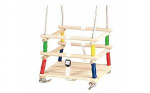 Leagan din lemn pentru copii, 3619, Produse Noi