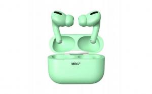 Casti Bluetooth MinPods3, verde, Produse Noi