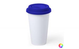 Pahar cu Capac (400 ml) 146288 - Culoare