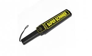 Detector de metale corporal tip baston