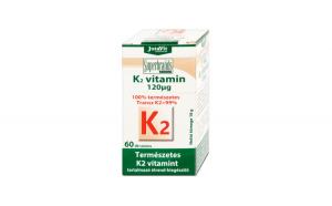 Vitamina K2 120ug Jutavit, 60 buc.