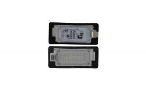 Lampa LED numar 7101-1 compatibila pe BMW 1series E82 Cabriolet - BMW 1series E88 Coupe 2004–2013