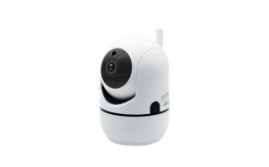 Camera de Supraveghere Interior IP Pan/Tilt Smart Wireless Wi-Fi Techstar® RL27 FULLHD 1080P Android si IoS